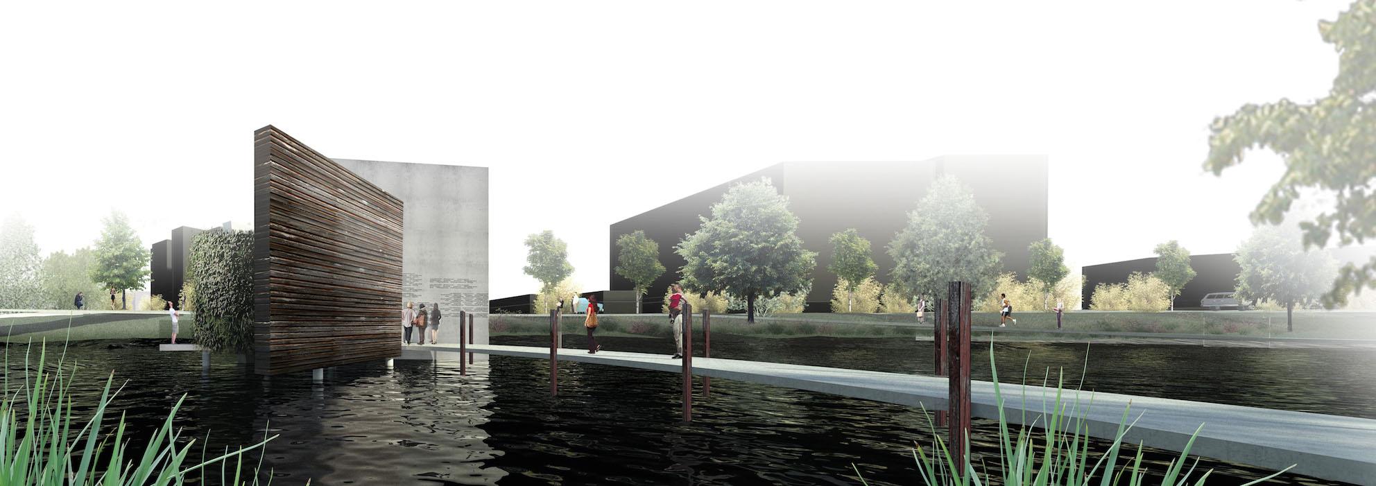 Christchurch earthquake memorial rainsford architecture for Architects christchurch