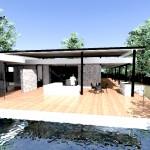 residential pavillion house 1