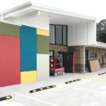 Cardiff Childcare design exterior 01