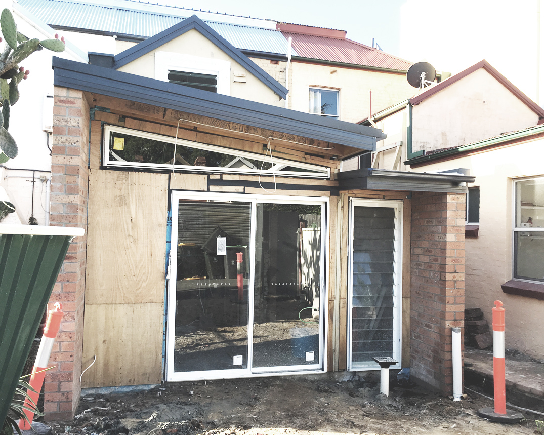 cooks hill residential construction 1