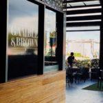 Gamble and Brown Cafe facade