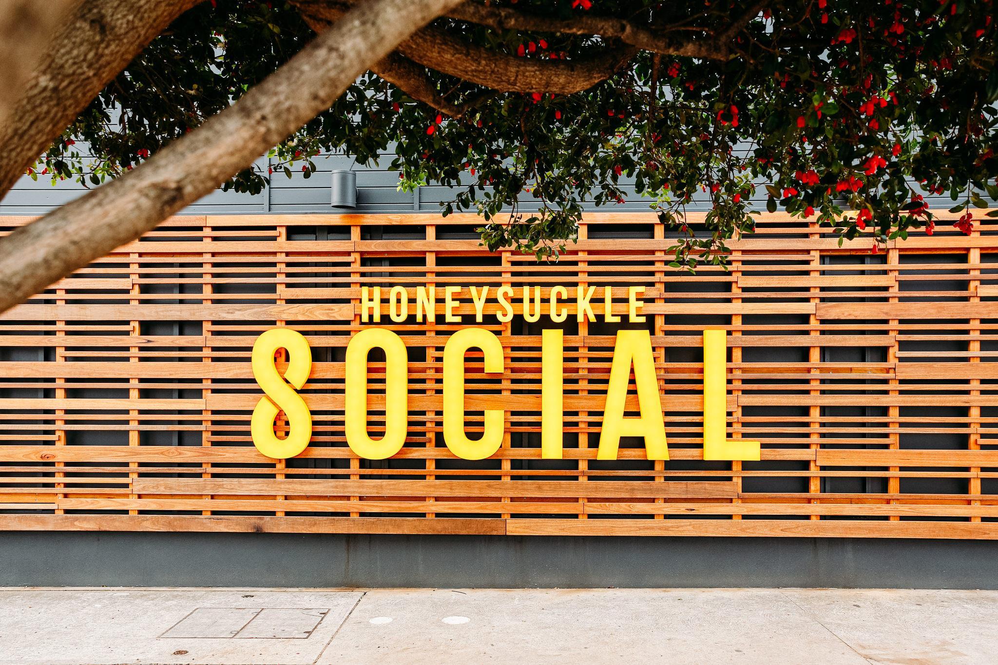 Honeysuckle SOCIAL