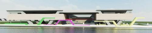 Aquatic centre 3