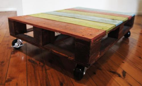 Up-cycled Coffee Table 01