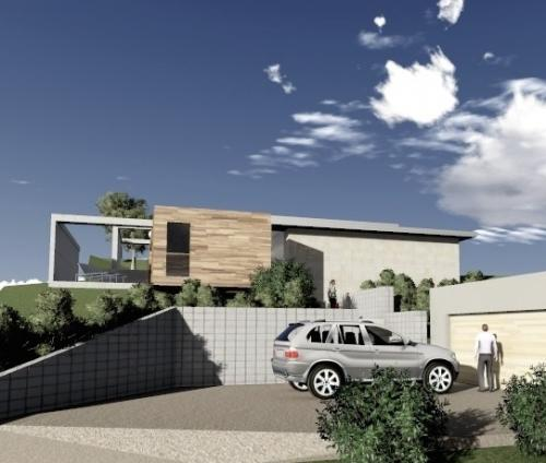 MODERN ARCHITECTURAL HOUSE 01
