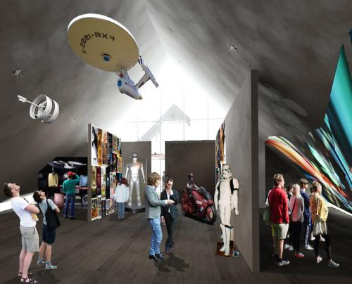 Sci Fi Museum 02