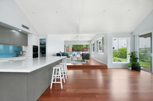 merewether renovation dining room