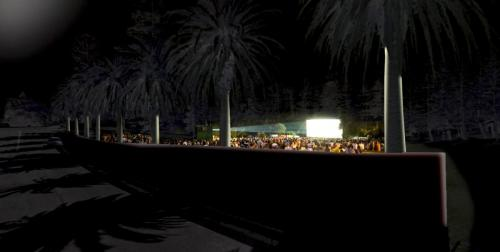 Newcastle Moonlight Cinema