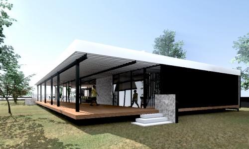 residential pavillion house 3